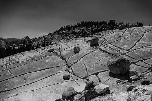 Terry Garvin - Half Dome from Olmsted Point 2