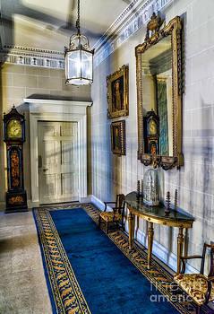 Adrian Evans - Hall of Shadows