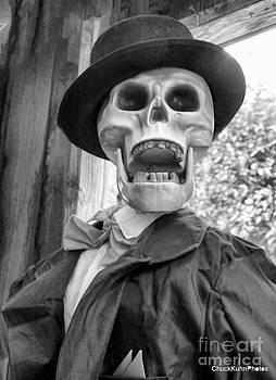 Chuck Kuhn - Halloween BW