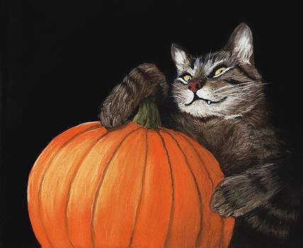 Anastasiya Malakhova - Halloween Cat