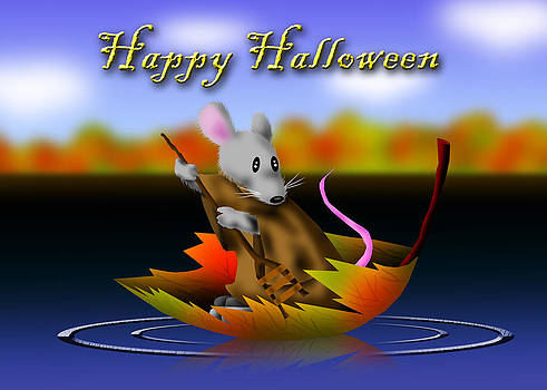Jeanette K - Halloween Mouse
