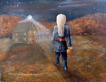 Halloween Surprise by Robert Harrington