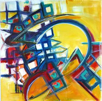 Hallstreet6 by Tali Farchi