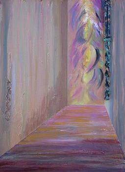 Hallway To Tranquility by Joe Bourne