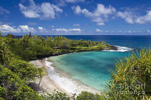 Hamoa Beach Maui by David Olsen