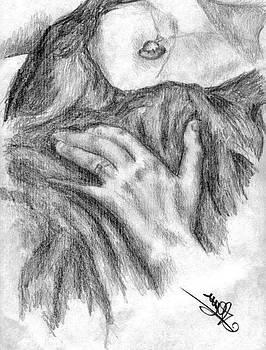 Hand by Adina Bubulina