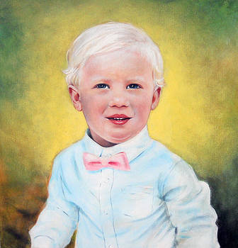 Hand Painted Portraits by Theresa Stites  by Theresa Stites