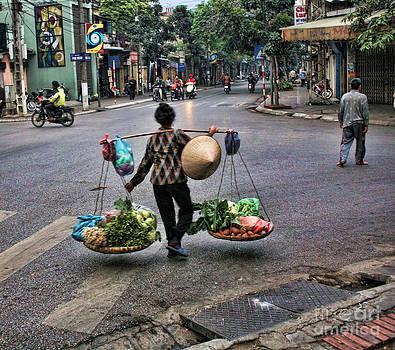 Chuck Kuhn - Hanoi Street Life II