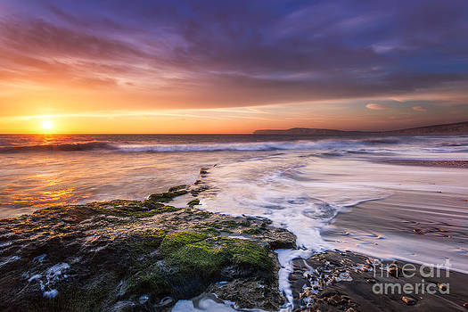 Hanover Point Sunset #3 by English Landscapes