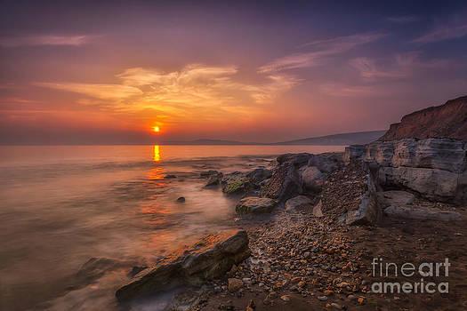 English Landscapes - Hanover Point Sunset