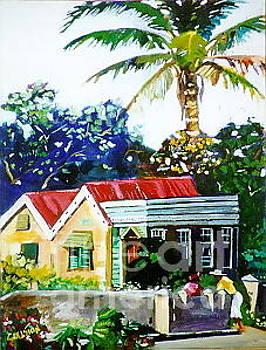 Hanso Hill House by Carlston Hamblin