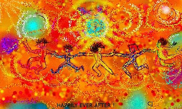 Happily ever after. by Carole Joyce