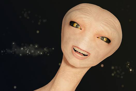 Liam Liberty - Happy Alien