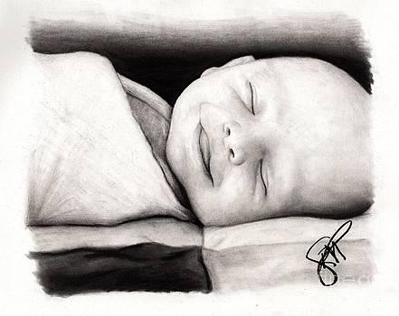Happy Baby by Rosalinda Markle
