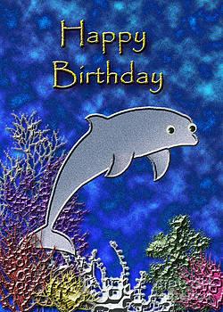 Jeanette K - Happy Birthday Dolphin