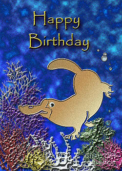Jeanette K - Happy Birthday Platypus
