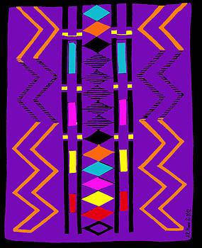 Anderson R Moore - Happy Blanket
