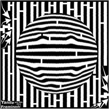 Happy Coin Maze by Yanito Freminoshi