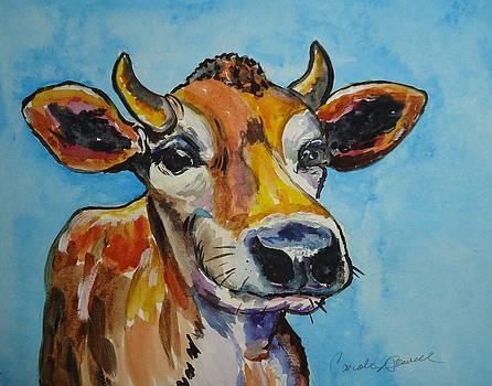 Happy Cow by Carole Powell