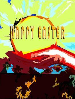 Easter 34 by Patrick J Murphy