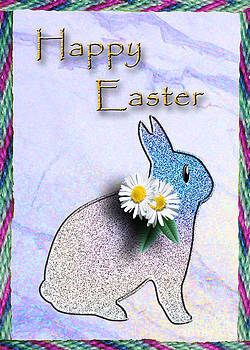 Jeanette K - Happy Easter Bunny Rabbit