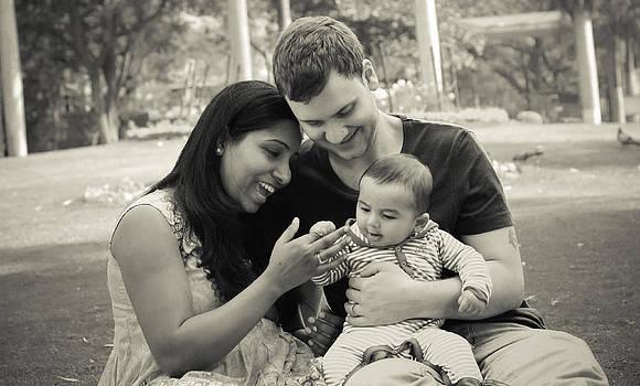 Happy Family by Sravanth Gajula