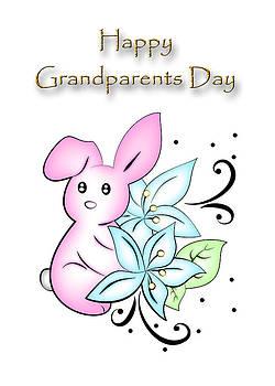 Jeanette K - Happy Grandparents Day Bunny