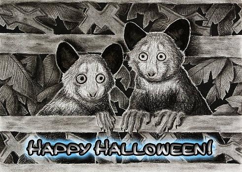Jeanette K - Happy Halloween Aye-Aye