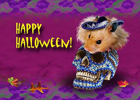Jeanette K - Happy Halloween Hamster