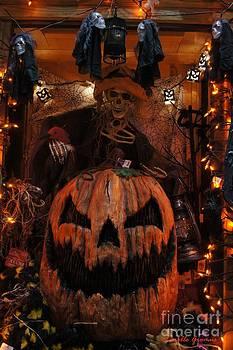Happy Halloween by Lorelle Gromus