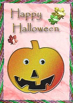 Jeanette K - Happy Halloween Pumpkin