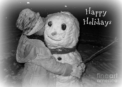Happy Holiday Kiss by Heidi Manly