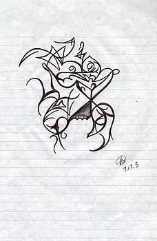 Happy Little Monster by Olasha Maxwell