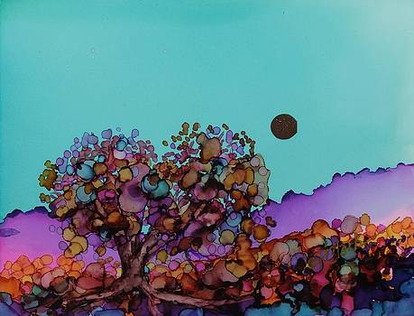 Happy Little Tree by Donna Pierce-Clark