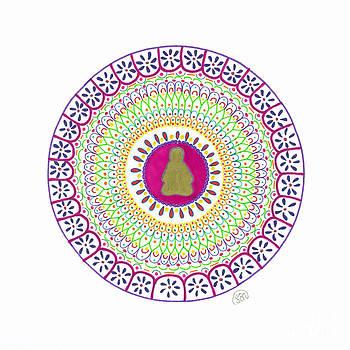 Happy Meditation by Signe  Beatrice