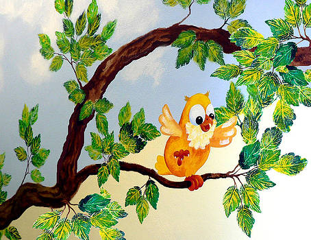 Hanne Lore Koehler - Happy Owl Morning