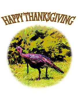 Barry Jones - Holiday - Greeting - Happy Thanksgiving