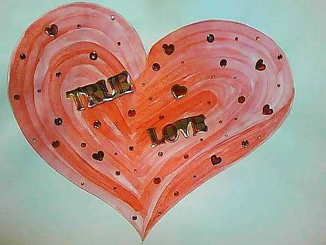 Happy Valentines Day by Karen Jensen