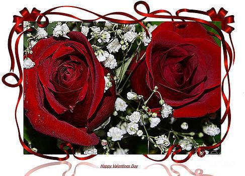 Happy Valentines Day by Kathleen Struckle