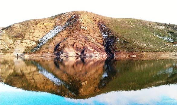 HAPPY  Waterscape by Faouzi Taleb
