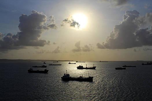Kurt Van Wagner - Harbor Fleet Colon Panama