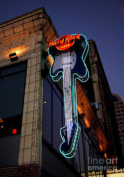 Nick Gustafson - Hard Rock Cafe