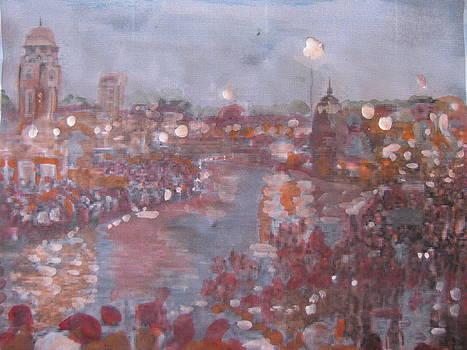 Haridwar by Vikram Singh