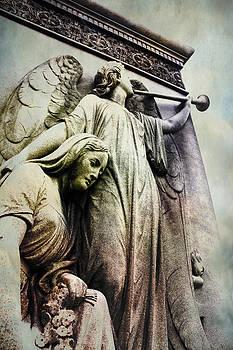 Hark the Angels by Elizabeth Wilson