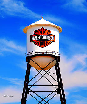 Harley-Davidson Tower by Ed Cooper
