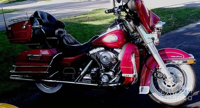 Gail Matthews - Harley Davidson Ultra Classic