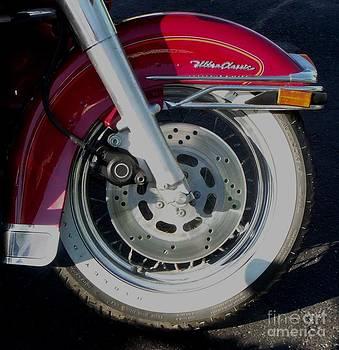 Gail Matthews - Harley Ultra Classic
