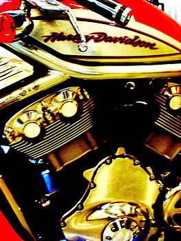Harley V-rod by Richard Klingbeil
