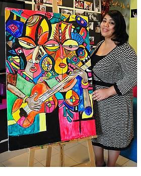 Harmony  by Mona  El Rubi
