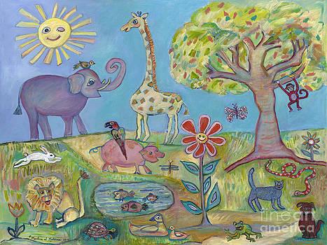 Harmony Village by Marlene Robbins